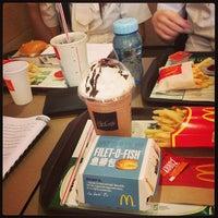 Photo taken at McDonald's / McCafé by Luo G. on 6/17/2013