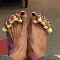 Photo taken at Nails L'mour by Michelle L. on 11/17/2014