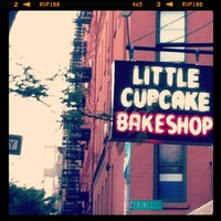 Photo taken at Little Cupcake Bakeshop by Michelle L. on 6/15/2013