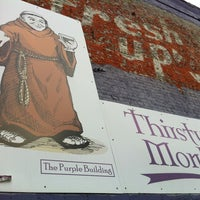 Photo taken at Thirsty Monk Pub & Brewery by Maggie A. on 10/6/2012