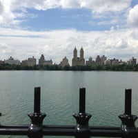 Photo taken at Central Park - Engineers' Gate by Maggie A. on 7/23/2013