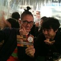 Photo taken at omotesando sakaba by ryota k. on 12/22/2012