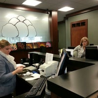 Photo taken at Bell State Bank &Trust by Lane W. on 10/12/2013