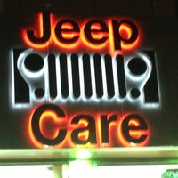 Photo taken at Jeep Care by Jameel N. on 9/10/2013