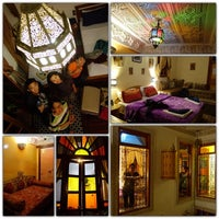 Photo taken at Riad Verus by Clement C. on 10/25/2013