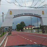 Photo taken at Kem Tentera Port Dickson by Asyraf H. on 1/2/2013