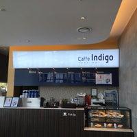 Photo taken at Cafe Indigo by Naka J. on 7/26/2016