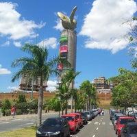 Foto tirada no(a) Parque D. Pedro Shopping por Thiago E Vanessa S. em 11/17/2012
