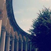 Photo taken at Rotonda della Besana by Francesca A. on 5/23/2013