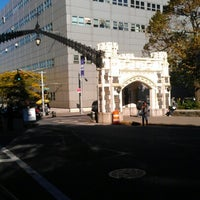 Photo taken at The City College of New York by Alexandra F. on 10/11/2012