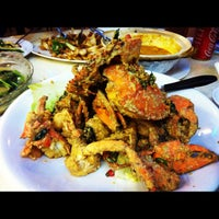 Photo taken at Q'Son Eating House by Annamie C. on 11/20/2012