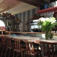 Photo taken at Café Rama by Dean C. on 2/27/2013