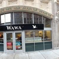 Photo taken at Wawa by Sam K. on 7/13/2013