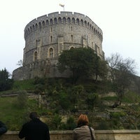 Photo taken at Windsor Castle by Jordan B. on 3/22/2013