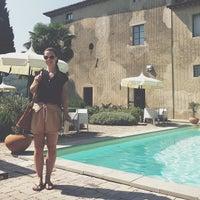 Photo taken at Villa Sassolini by Stephen B. on 9/2/2013