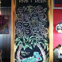 Photo taken at Triangle Char & Bar by Holy City Brewing on 11/15/2012