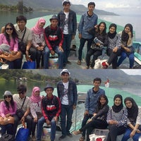 Photo taken at Danau Toba - Ferry Penyeberangan by Nurul Iman Sari (. on 12/31/2013
