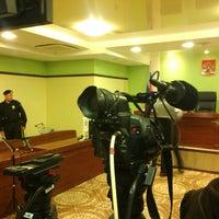 Photo taken at Кировский областной суд by Ilya Z. on 10/16/2013