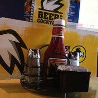 Photo taken at Buffalo Wild Wings by Dusty K. on 1/1/2013