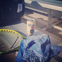 Photo taken at Gates Tennis Center by Neal S. on 5/30/2013