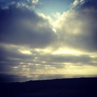 Photo taken at Vista Point Oceanside by Neal S. on 4/22/2013