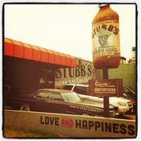 Photo taken at Stubb's BBQ Sauce by Neal S. on 12/4/2013