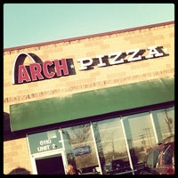 Photo taken at Arch Pizza Co. by Neal S. on 11/2/2013
