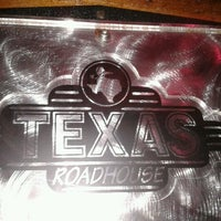 Photo taken at Texas Roadhouse by Emily M. on 1/12/2013