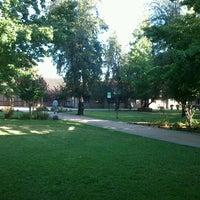 Photo taken at Facultad de Ingeniería UCM by DieGho V. on 3/15/2013
