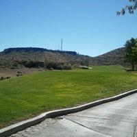 Photo taken at Cerbat Cliffs Golf by Phil R. on 10/28/2012