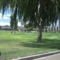 Photo taken at Cerbat Cliffs Golf by Phil R. on 8/18/2013