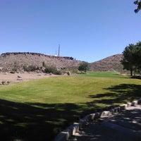 Photo taken at Cerbat Cliffs Golf by Phil R. on 6/29/2014