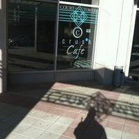 Photo taken at Crush Café by King J. on 11/13/2012
