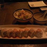 Photo taken at Odaku Sushi by Sarah Renae L. on 1/23/2014