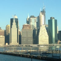 Photo taken at Brooklyn Bridge Park Conservancy by Jeffrey R. on 2/14/2013