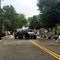 Photo taken at Ridgefield Park, NJ by Lauren  on 7/4/2014