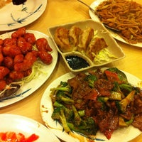 Photo taken at Chopsticks Chinese Cuisine by Kirk on 3/6/2013