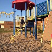 Photo taken at Joslyn School by Czy C. on 4/5/2013