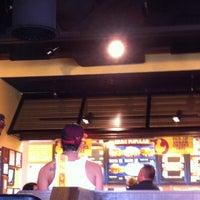 Photo taken at Zaxby's Chicken Fingers & Buffalo Wings by Sherri S. on 4/21/2013