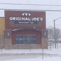 Photo taken at Original Joe's On 51st by Lawrence G. on 1/6/2014