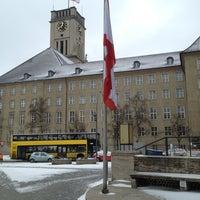 Photo prise au Rathaus Schöneberg par Logo P. le1/21/2013