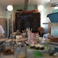 Photo taken at Sugar Bake Shop by Megan V. on 4/13/2013