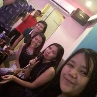 Photo taken at World Music Room KTV by Christianne Charkae C. on 7/16/2015