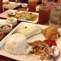 Photo taken at Max's Restaurant by Marife-Fernandez G. on 10/10/2012