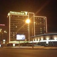 Снимок сделан в Гостиничный комплекс «Юбилейный» / Hotel Yubileiny пользователем Максим С. 3/26/2013