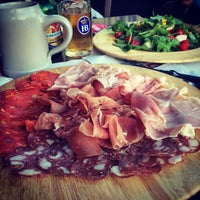 Photo taken at Antico Beccaria by Mr.Max on 6/26/2014