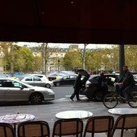 Photo taken at Café République by Jovin S. on 11/9/2013