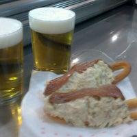 Foto tomada en Cafe Bar Gran Via por Marina Á. el 9/16/2012