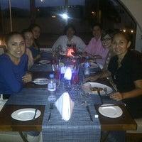 Photo taken at Puerto San Lucas by Rosaura C. on 9/29/2012