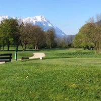 Photo taken at Golfclub Garmisch-Partenkirchen e.V. by Alex K. on 5/5/2016